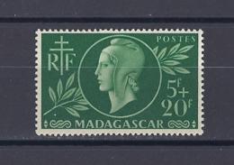 MADAGASCAR . YT 288 Neuf **  Entraide Française  1944 - Unused Stamps
