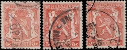Belgique 1936. ~ YT 419 Par 3 - 5 C. Armoiries
