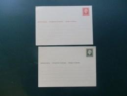 63/983  2  PK  ADRESWIJZIGING  XX - Postal Stationery