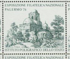 Chiesa Di San Cataldo E Chiesa Della Martorana - PALERMO 74 - PROOF  EPREUVE  PROVA - Churches & Cathedrals
