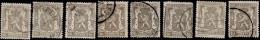 Belgique 1936. ~ YT 420 Par 8 - 5 C. Armoiries