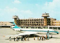 AIRPORT-BUDAPEST,HUNGARY - Aerodrome