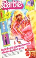 """PUB  POUPEE """" BARBIE """" De MATTEL 1982 (2) - Barbie"""
