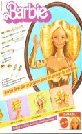 """PUB  POUPEE """" BARBIE """" De MATTEL 1982 (4) - Barbie"""