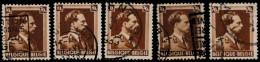 Belgique 1936. ~ YT 427 Par 5 - 70 C. Léopold III
