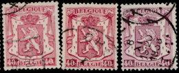 Belgique 1938. ~ YT 479 Par 3 - 40 C. Armoiries