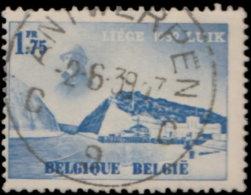 Belgique 1938. ~ YT 487 - Tranchée D´Eygenbilsen