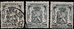 Belgique 1940. ~ YT 527 Par 3 - 60 C. Armoiries