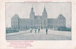 NL 23 - Rijksmuseum - AMSTERDAM - Pays-Bas