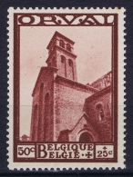 Belgium:  OBP Nr 366 MNH/**/postfrisch/neuf Sans Charniere  1933 Grote Orval Grande Orval - Belgique