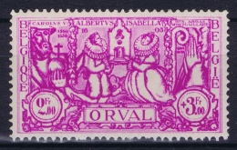 Belgium:  OBP Nr 371 MNH/**/postfrisch/neuf Sans Charniere  1933 Grote Orval Grande Orval - Belgique