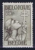 Belgium:  OBP Nr 380 MNH/**/postfrisch/neuf Sans Charniere  1933 TBC Small Spot In Gum - Belgique