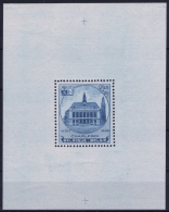 Belgium:  OBP Block Nr 6A MNH/**/postfrisch/neuf Sans Charniere  1936  Mi Block Nr 5 - Blocchi 1924 – 1960