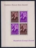 Belgium:  OBP Block Nr 7 MNH/**/postfrisch/neuf Sans Charniere  1937  Mi Block Nr 6 - Blocchi 1924 – 1960