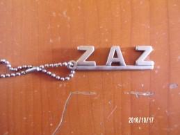 Porte Clefs Z A Z - Llaveros