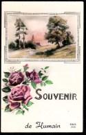 *** HUMAIN - SOUVENIR *** ( Marche En Famenne ) - Rare ! - Marche-en-Famenne
