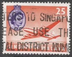 Singapore. 1955-59 QEII. 25c Used. SG 47 - Singapore (...-1959)