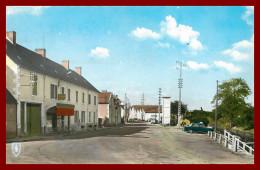 Dept 03 Dompierre Sur Besbre - Hotel De La Marine - édition Lys    (scan Recto Ete Verso) - France