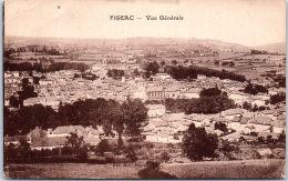 46 FIGEAC --- Vue Generale - Figeac