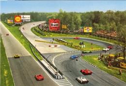1000kms Di Monza 1969  -  Variante Del Rettifilio  -  Ferrari--Porsche-Lola - Carte Postale - Le Mans