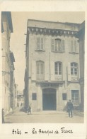 D 13 - ARLES - Carte Photo - La Banque De France   - 3180