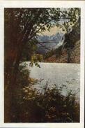 Russia/Altai Republic - Postcard 1961 Unused - Altai - Lake At The Headwaters Of The River Shavla - 2/scans - Russie