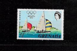 Granada 1972 Y&T Nr° 436** - Grenade (1974-...)