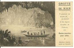 Rochefort Grotte De Han Publicité Pour ET Corbiaux Senzeilles Cerfontaine - Rochefort