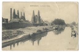 MONTLUÇON (Allier, 03) Les Fours à Chaux - Animée - Montlucon