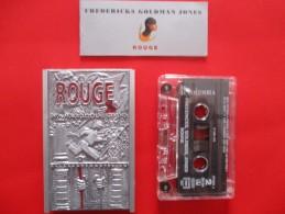 Cassette Audio ROUGE JJ GOLDMANN (coffret Metal) - Audio Tapes
