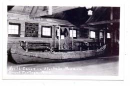 KANU / CANOE - North Canoe, Stockade Museum, Grand Portage, Minnesota - Other