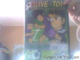 D-V-D De Olive Et Tom Champions De Foot Vol.4 - DVDs