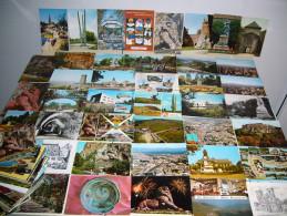 TERRITOIRE DE BELFORT Un Lot De 100 Cartes Postales - France