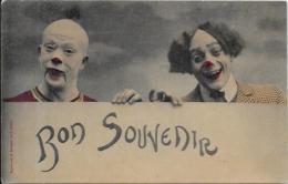 CPA Clown CLOWN Cirque Circus Cirk Non Circulé - Circo