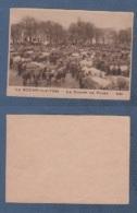 IMAGE PHOTO AVEC ANIMATION LA ROCHE SUR YON - LE CHAMP DE FOIRE - ND - Trade Cards