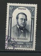 FRANCE  - P.J. PRUDHON   -  N° Yvert 799 OBLI