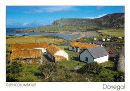 Glencolumbkille, Donegal, Ireland Postcard Unposted - Donegal