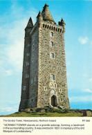 Scrabo Tower, Newtownards, Down, Northern Ireland Postcard Unposted - Down