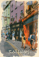 Galway City, Ireland Postcard Unposted - Galway