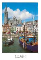 Harbour, Cobh, Cork, Ireland Postcard Unposted - Cork