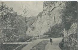 08, Ardennes, Vallée De La Meuse, Les Rochers De Tahaut, Personnage, Scan Recto Verso - France