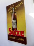 SUZE Petit Carnet Neuf 1938 - Publicités