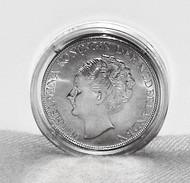 Münze/Coin Silber/Ag Curacao/Niederländisch Curacao/Netherlands Curacao, 1944, Nominal 2 ½ Gulden - Curaçao