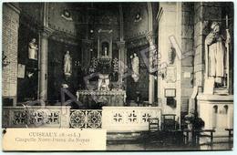 Cuiseaux (71) - Chapelle Notre-Dame Du Noyer - Other Municipalities