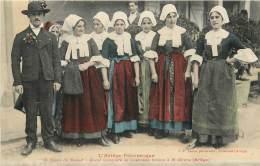 SAINT GIRONS - TYPES DE MASSAT - GRAND CONCOURS DE COSTUMES LOCAUX - Saint Girons