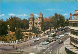 Nyerere Avenue, Mombasa, Kenya Postcard Unposted - Kenia