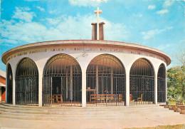 St Barbara Church, Lake Kariba, Zimbabwe Postcard - Zimbabwe