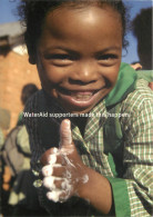 Girl Washing Hands, Madagascar Postcard Unposted - Madagascar