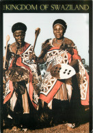Swazi Women Dancing, Swaziland Postcard Unposted - Swaziland