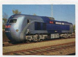 TRAIN - AK284767 Diesel-Streckenlokomotive 202 003-0 Uman Im AW München - Freimann - Trains